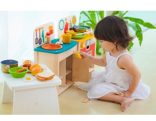 Vänliga leksaker och produkter för barn och miljö
