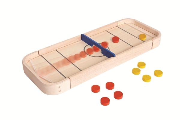 2-IN 1-Shuffle board game