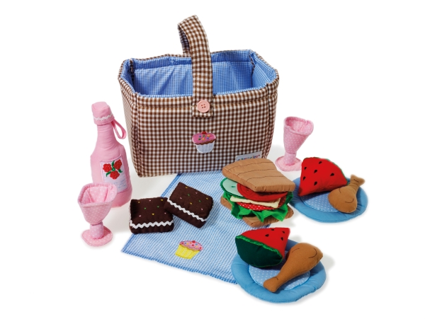 Picknick-korg